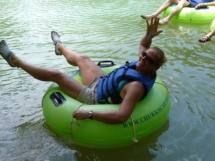 2011 Galveston Cruise River tubing on Jamaica 005